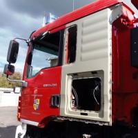 Karosseriebau Feuerwehr-Kabine